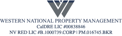 Western National Property Management CA DRE#00838846